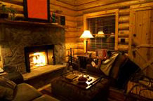 Fall / Holiday: Cozy Cabin